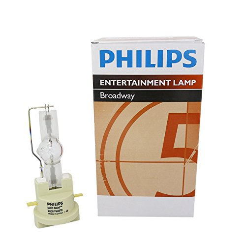 Philips MSR Gold 2000 FastFit 2000W AC Lamp for Touring/Stage Lighting