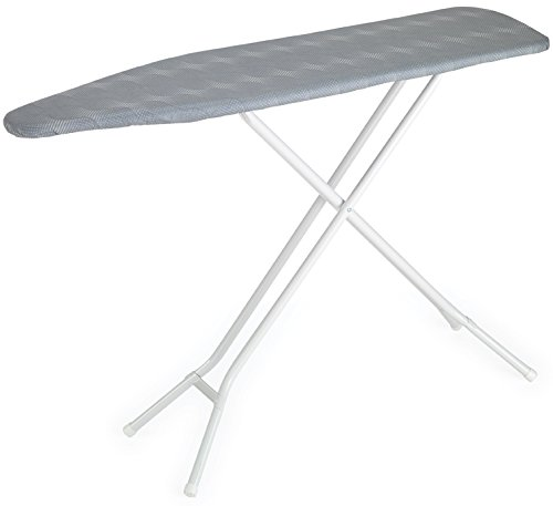 Homz Ironing Board Replacement Cover and Pad, Heat Reflective, Cover Fits up to 15