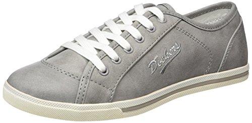 Dockers by Gerli Women's 27ch221-610 Low-Top Sneakers, Grey (Hellgrau), 3.5 UK