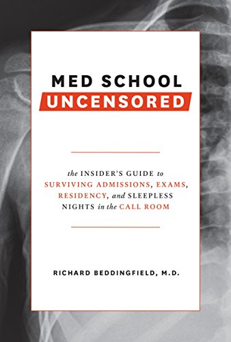 Med School Uncensored: The Insider's Guide to Surviving Admissions, Exams, Residency, and Sleepless Nights in the Call Room