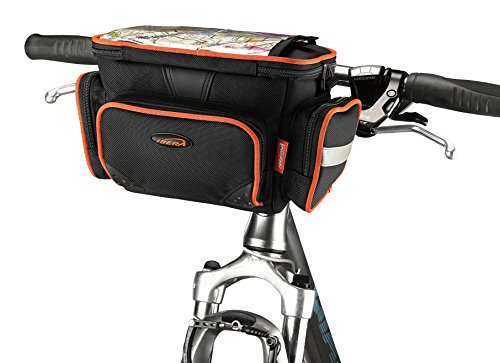 Ibera Bolsa de manillar bicicletas y piruletas 1