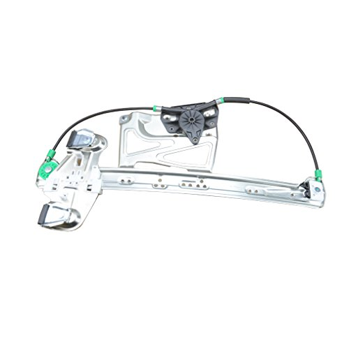 A-Premium Power Window Regulator Without Motor for Cadillac DeVille 2000-2005 Front Right Passenger Side