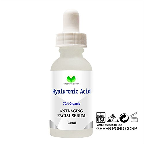 THE BEST Hyaluronic Acid Serum - Strength Anti Aging Serum !- Best Anti Wrinkle Serum With Vitamin C + Vitamin E - This Vegan Hyaluronic Acid Serum Will Plump & Hydrate Dull Skin As It's Designed To Fill Those Fine Lines & Wrinkles.