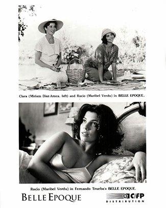 Belle Epoque - Authentic Original Movie Poster