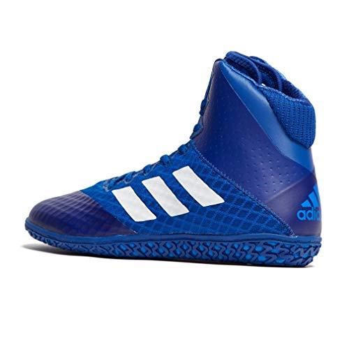 4 Mat Aw18 Scarpe Wizard Adidas Blu Wrestling qEFCwWg