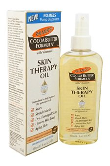 Palmers Cocoa Butter Skin Therapy Oil Pump 5.1 Ounce
