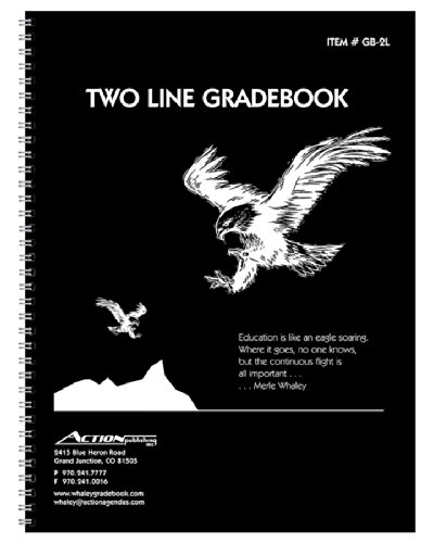 gb-2l-two-line-whaley-gradebook-9-x-12-inches-4-ten-week-quarters-organized-grade-tracking-from-a-we