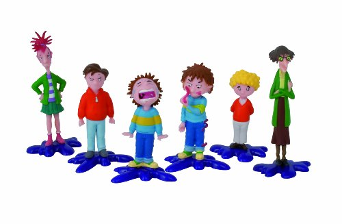Recreation Group Plc Horrid Henry Collectable Figurine Set Amazoncouk Toys Games