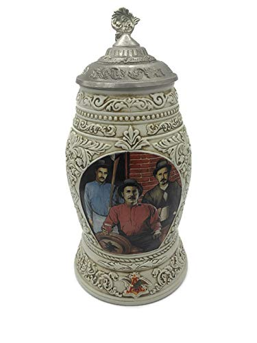 Anheuser-Busch 1998 Membership Stein Old World Heritage Collectible ()