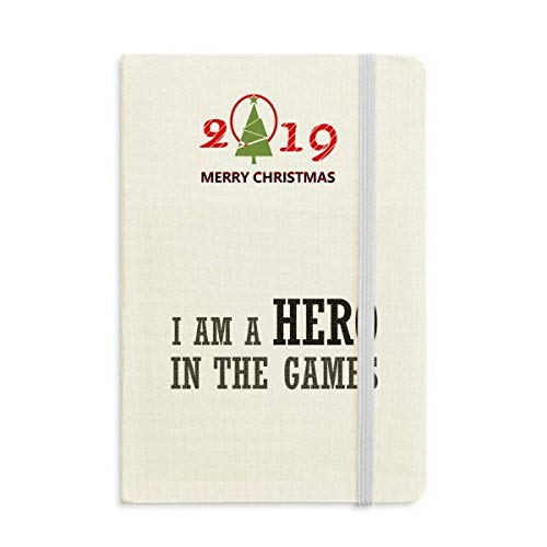 I Am A Hero In The Games Notebook Journal Diary 2019 New Year