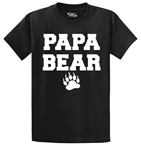 Men's Heavyweight Tee Papa Bear T Shirt