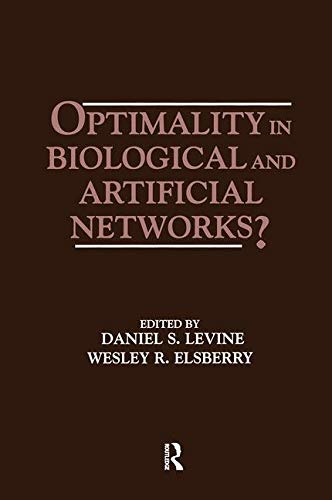 Optimality in Biological and Artificial Networks?-cover