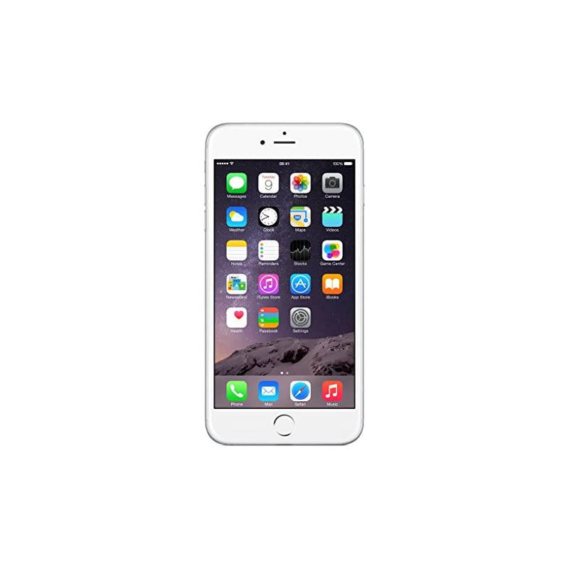 Apple iPhone 6 Plus 16 GB Unlocked, Silv