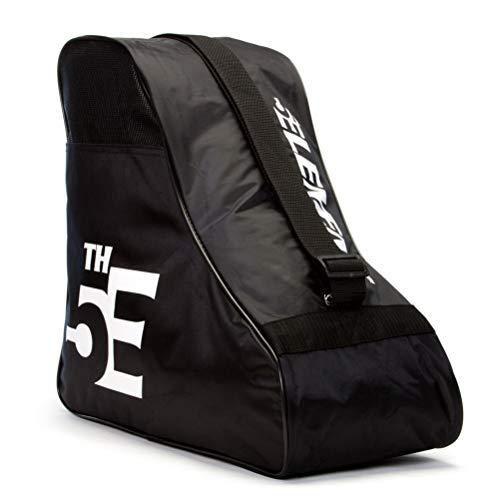 (5th Element Adult Skate Bag - Black-White)