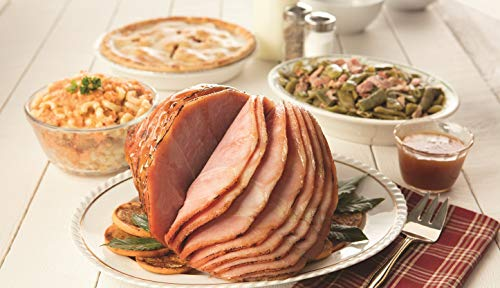 (Burgers' Smokehouse Oven Ready Complete Spiral Sliced Country Ham Meal)