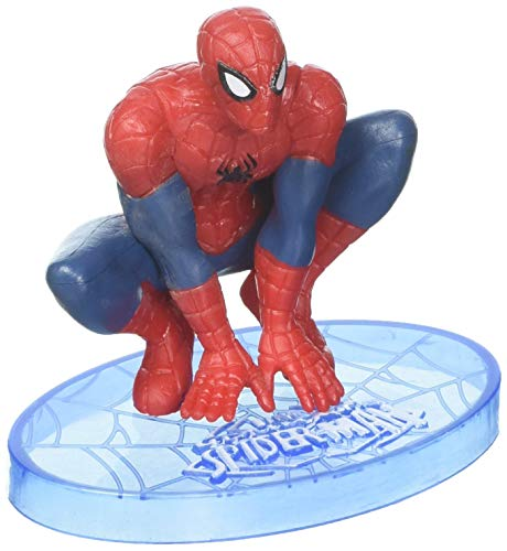 Spiderman Cake Topper Figurine Various Random Spider-man Designs -