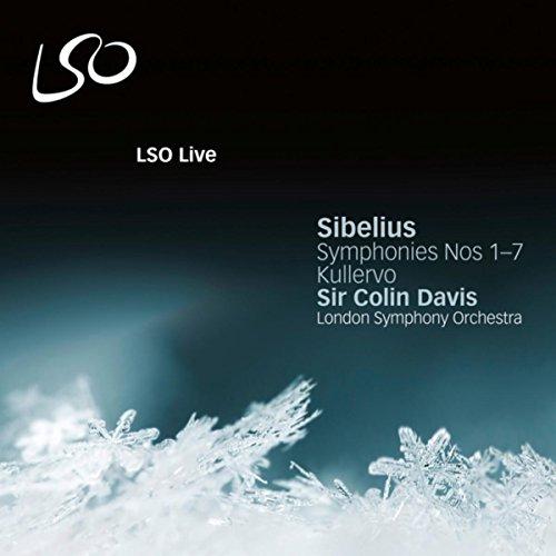 Sibelius: Symphonies Nos. 1-7, Kullervo - Nos Sibelius Symphonies