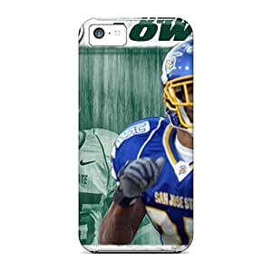 Brand New 5c Defender Case For Iphone (new York Jets)