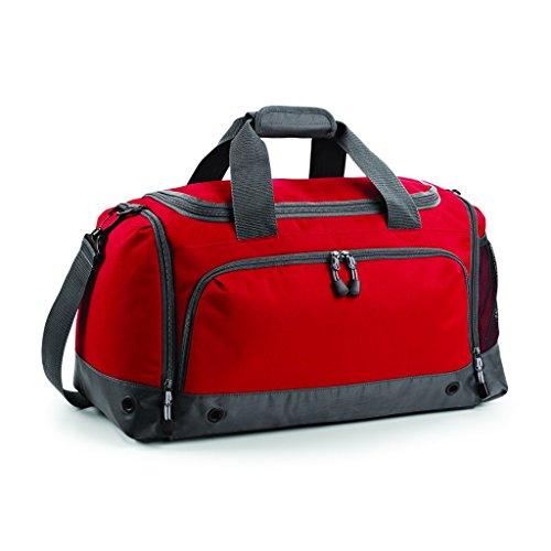 BagBase Sports Holdall Classic Red TzYHAThk5w