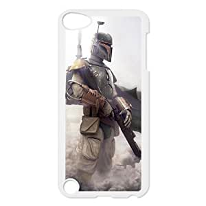C-EUR Diy Print Star Wars Warrior Pattern Hard For Ipod Touch 5 Case Cover