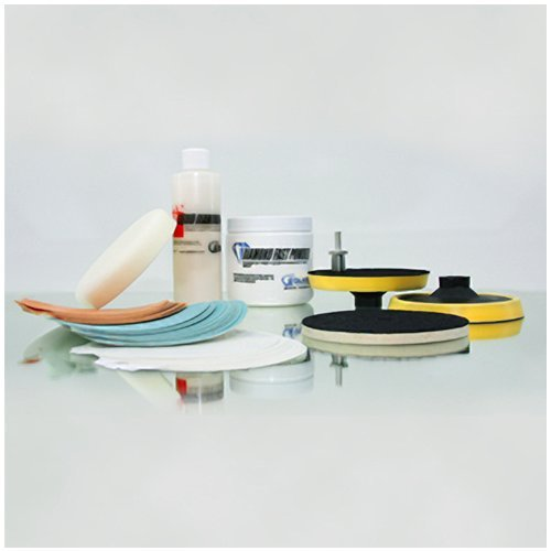 Glass Scratch Repair Kit - Premium - Scratch Removal Glass