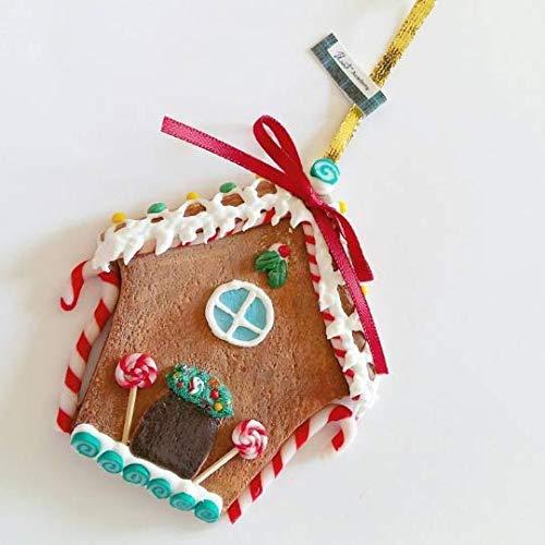 Amazon Com Miniature Gingerbread House Christmas Tree