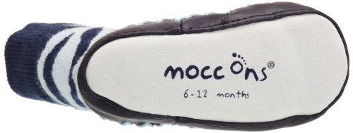 Mocc Ons Moccasin Style Slipper Socks