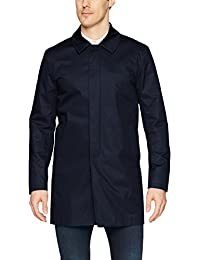 Men's Water Repellent Twill Coat