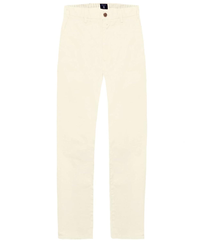 Gant Slim Fit Comfort Chinos Cream