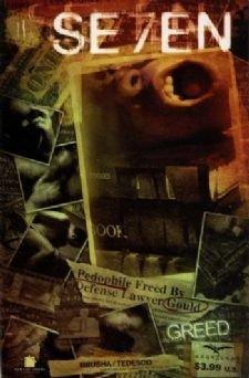 Download SE7EN #2 GREED (SEVEN) ebook