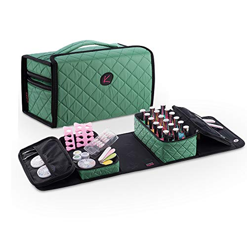 Compact Manicure Storage Organizer Magnetic product image