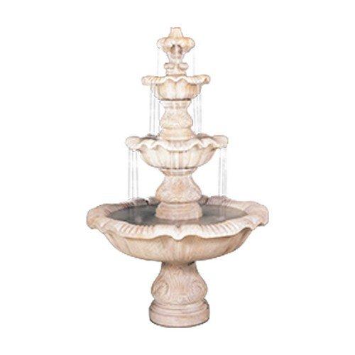 Henri Studio 7 Piece 3-Tier Renaissance Fountain, Relic Roho-Eligante