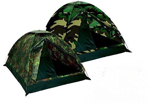 ウォーターフロントパパ言及するMil-Tec テント 2人用 IGLU Standard ドーム型テント