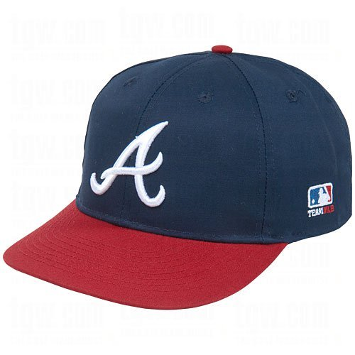 Mlb Replica Cap - Atlanta Braves Adult MLB Licensed Replica Cap/Hat