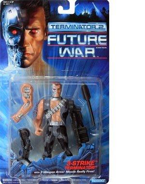Terminator 2 - 3-Strike Terminator Figure ()