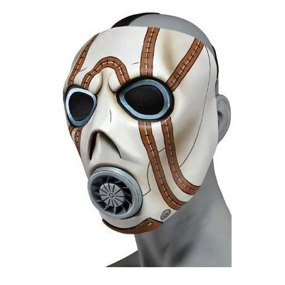 Borderlands Psycho Bandit (Halloween Costume) Latex Mask By Neca Now Available