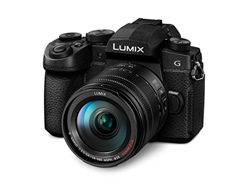 Panasonic Lumix G DC-G95 with 14-140mm Lens, 20.3 Megapixels,4K Photo, Wi-Fi and Bluetooth 2