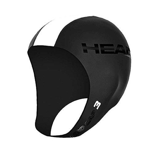 *HEAD Neopreno Cap Black/White