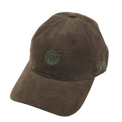 等価気絶させる安全なニューエラ(ニューエラ) GOLF 920 CORDUROY BR (メンズニット帽) 11322359 (ブラウン/F/Men's)
