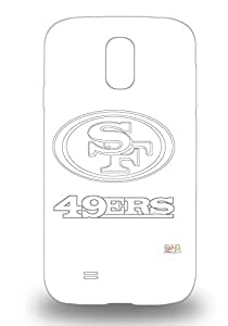 Defender Case For Galaxy S4 NFL San Francisco 49ers Pattern ( Custom Picture iPhone 6, iPhone 6 PLUS, iPhone 5, iPhone 5S, iPhone 5C, iPhone 4, iPhone 4S,Galaxy S6,Galaxy S5,Galaxy S4,Galaxy S3,Note 3,iPad Mini-Mini 2,iPad Air )