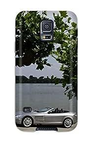 For Galaxy S5 Tpu Phone Case Cover(mercedes Mclaren Wallpaper)