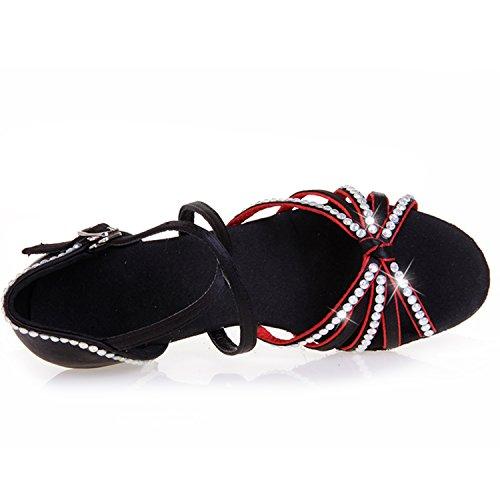 Miyoopark - salón mujer Red-3.5cm Heel
