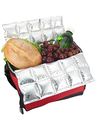 Icy Cools Reusable Ice Mats :: Three (3) Pack for Coolers (10 x 16 each - Equivalent to 10 lbs of Ice)