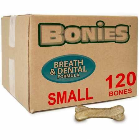BONIES Natural Dental Health BULK BOX SMALL (120 Bones)