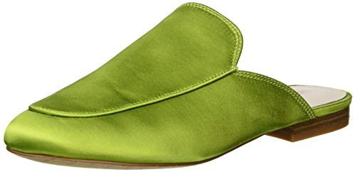 - Kenneth Cole New York Women's Wallice Slip on Satin Mule, Green, 7 M US