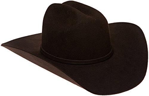 Tony Lama Rodeo 3X Chocolate Cowboy product image