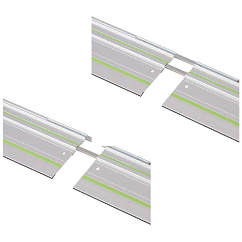 (Festool 482107 Guide Rail Connector (Pack of 2))