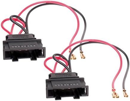 Helix Match Lautsprecher MS6X270 Watt 16,5cm Koax incl Einbauset f/ür VW Passat B6 3C 03//2005-07//2010