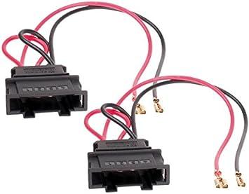 Lautsprecher Einbauset Ringe Adapter Für Vw T5 200mm Elektronik