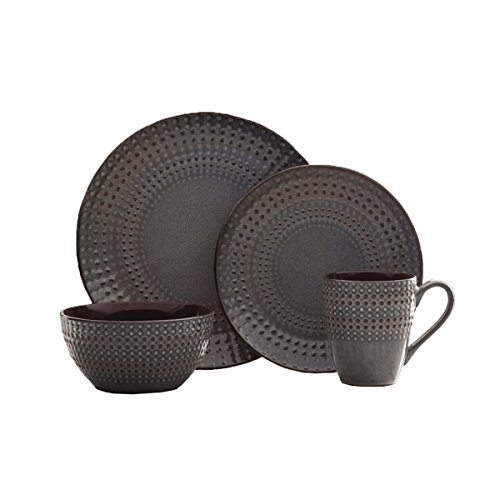 Pfaltzgraff Bria 16-Piece Dinnerware Set, Service For 4